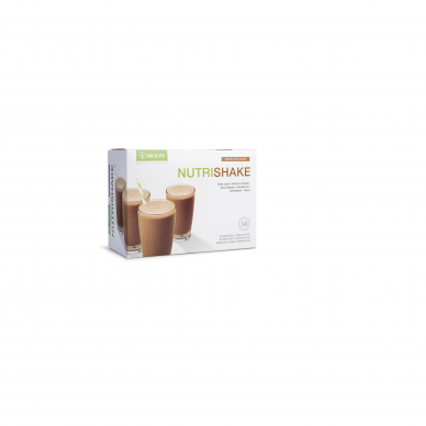 """""""NutriShake"""", baltyminis gėrimas, šokolado, braškių ir vanilės skonio Neolife 2"""
