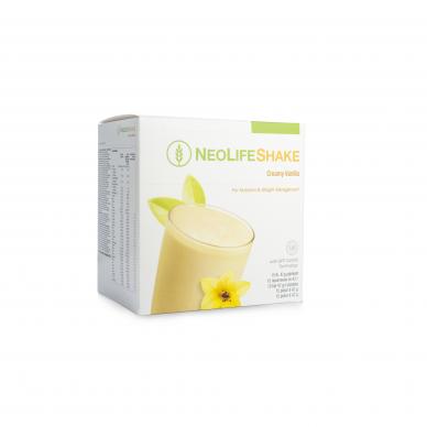 """""""NeoLifeShake"""", baltyminis gėrimas - maisto pakaitalas, uogų ir grietinėlės, šokolado ir vanilės skonių 4"""