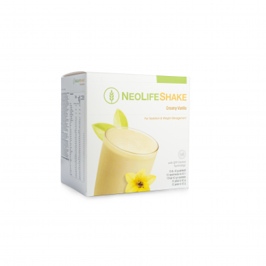 NeoLifeshake, protein drink - food substitute, berry and cream, chocolate and vanilla flavors 4