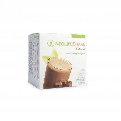 """""""NeoLifeShake"""", baltyminis gėrimas - maisto pakaitalas, uogų ir grietinėlės, šokolado ir vanilės skonių 2"""
