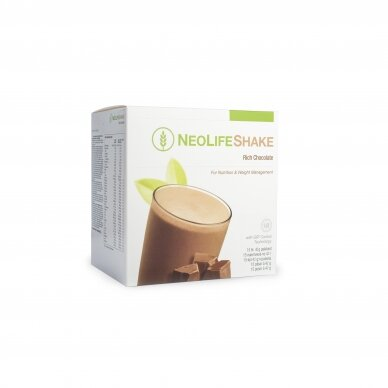 NeoLifeshake, protein drink - food substitute, berry and cream, chocolate and vanilla flavors 2