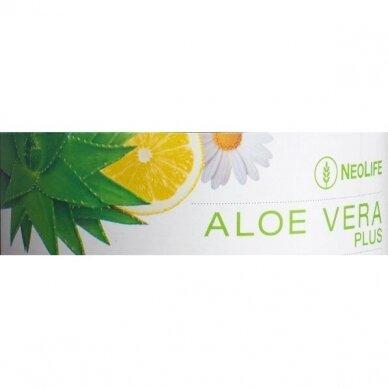 """""""Aloe Vera Plus"""", alavijų gėrimas Neolife"""