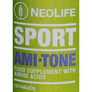 """""""Ami-Tone"""", aminorūgščių maisto papildas Neolife"""