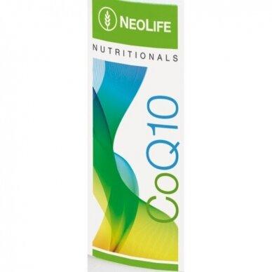 CoQ10, пищевая добавка NeoLife