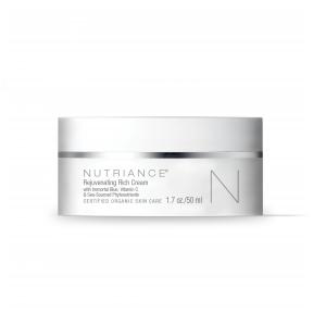 ",,Nutriance Organic Rejuvenating Rich Cream"""