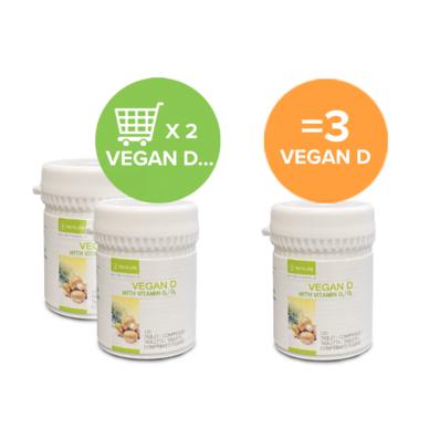 """Vegan D"" pasiūlymas spalio 13D - lapkričio 2D"